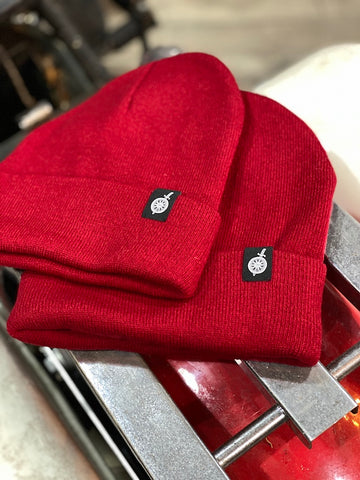 S&D Co. Icon Beanie - Red