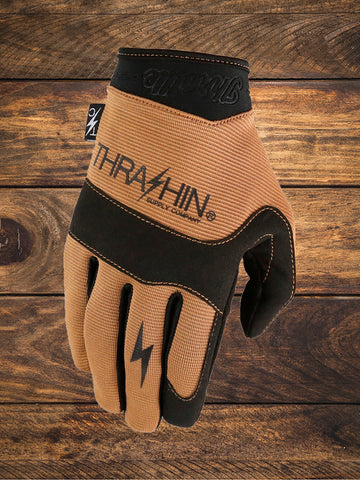 Thrashin Supply Covert Gloves - Tactical Tan