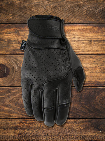 Thrashin Supply Siege Gloves - Black