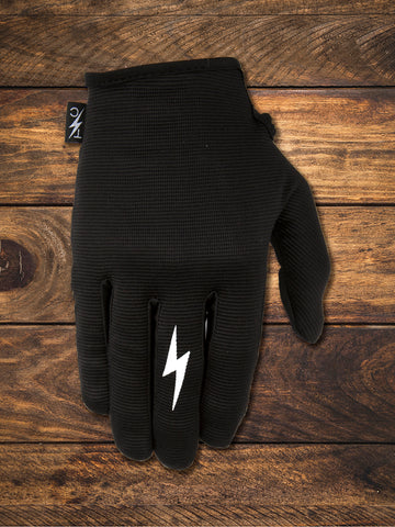 Thrashin Supply Stealth Glove - Leather Palm BOLT