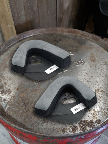 Biltwell Bonanza Cheek Pad Set