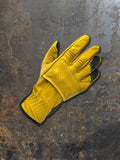 Biltwell Borrego Gloves - Gold/Black