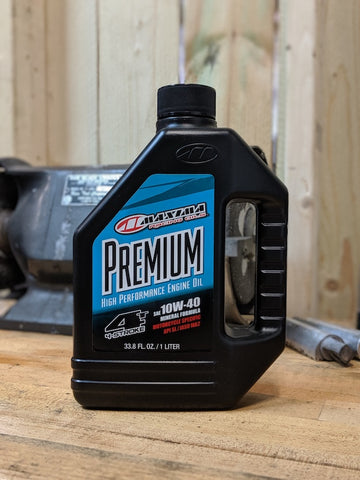 Maxima 10W-40 Engine Oil