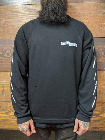 Three of Daggers Crewneck