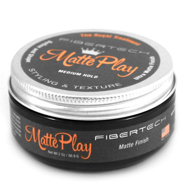MATTE PLAY - STYLING & TEXTURE POMADE