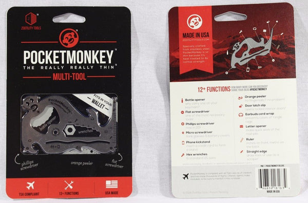 PocketMonkey Deluxe by Zootility Tools