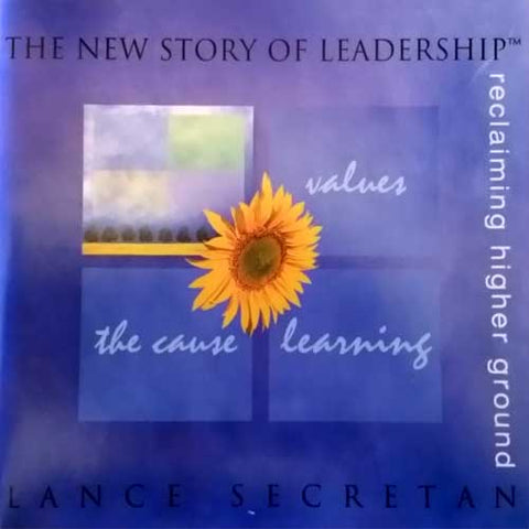 The New Story of Leadership (Audio Download)