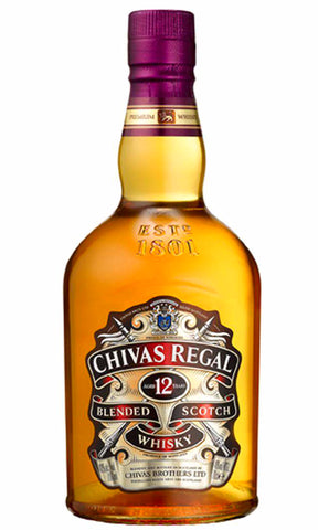 Chivas Regal 12Y  0,7l