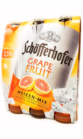 Schöfferhofer Grapefruit 6x0,330ml