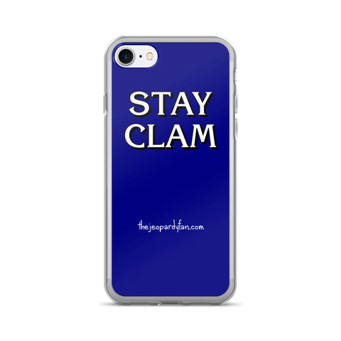 STAY CLAM iPhone 7/7 Plus Case