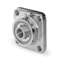 4-Bolt Flange Units Stainless Steel