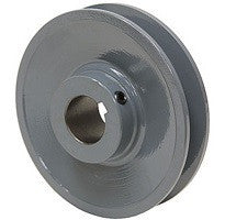 AK20 X 1/2 | AK BORED TO SIZE | Ball Bearings | Belts