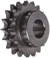 D50BS11H X 3/4 | D50 Sprocket | Ball Bearings | Belts