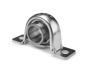 SBPP202-10 | PILLOW BLOCK UNITS PRESSED STEEL | Ball Bearings | Belts | BL
