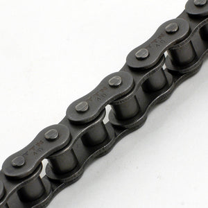 40-1R Roller Chain 50' | 40-1R Single Strand Carbon Steel | Ball Bearings | Belts | USA Bearings an Belts