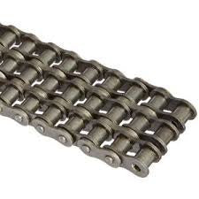 60-3R SteelChain 10' | 60-3R TRIPLE STRAND CARBON STEEL | Ball Bearings | Belts