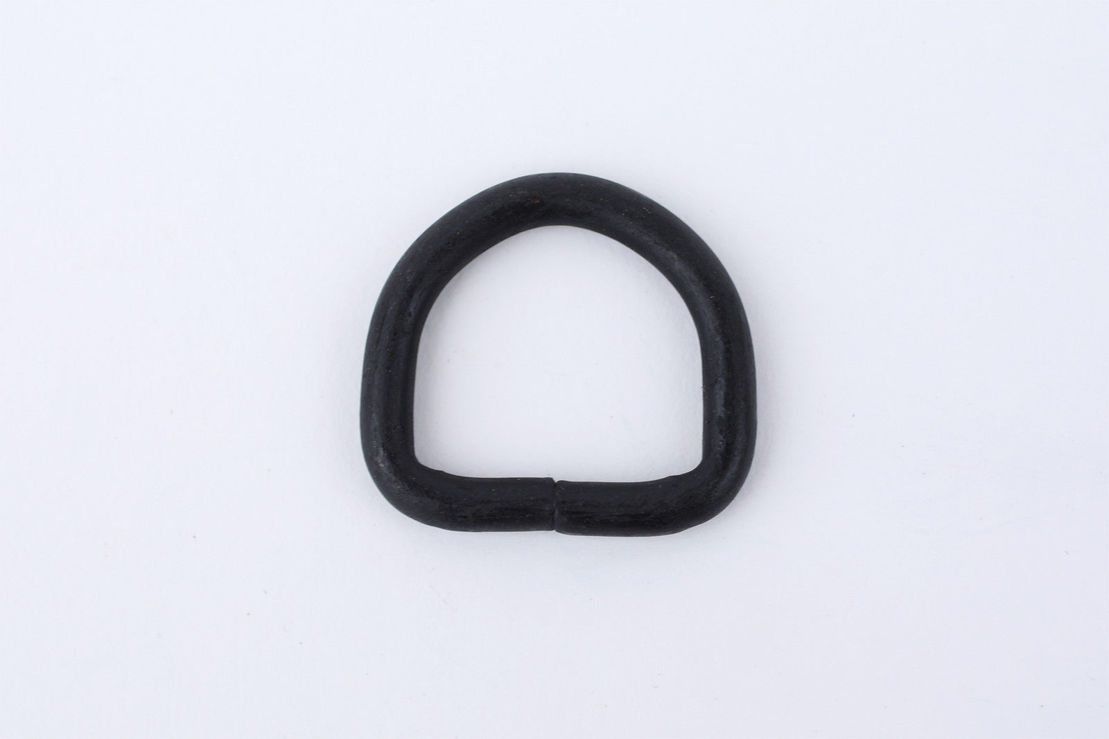 "1"" Black D-Ring, Per Dozen"