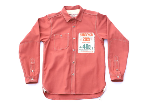 Watermelon New England Cap Workshirt 2021