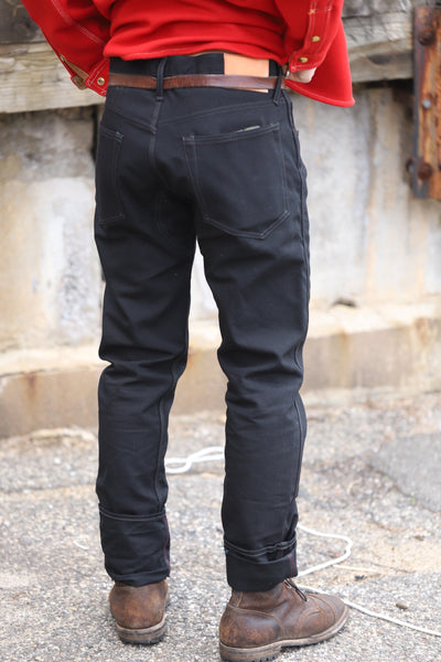 PREORDER: 2021 010 Black Duck Jeans