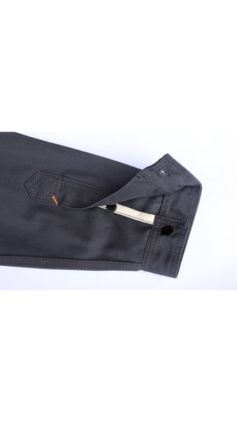 charcoal workshirt