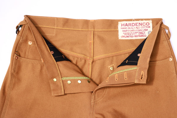 2020 010 brown duck jeans