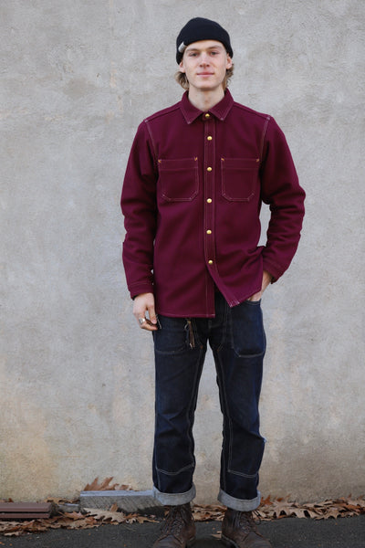 Wool Workshirt
