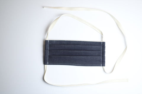Single Selvage Denim Mask