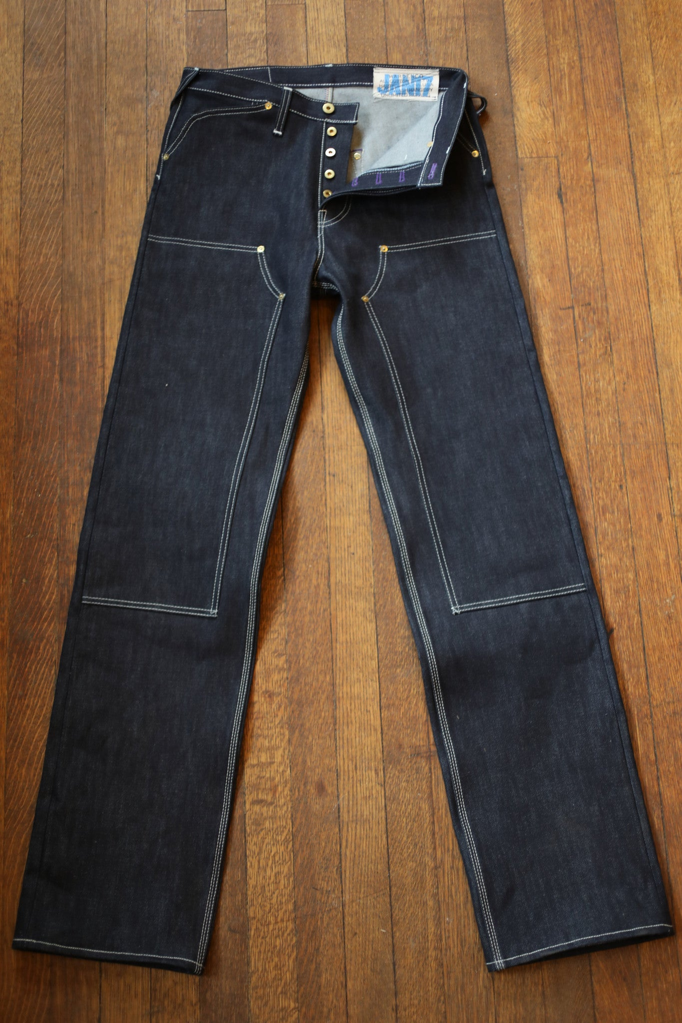 005 Jean, Double Front Utility