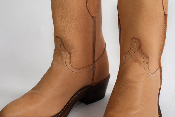 Ladies Vegetable Tanned Cowgirl Boot