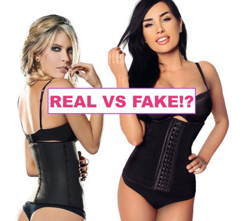How to spot fake Waist Trainers