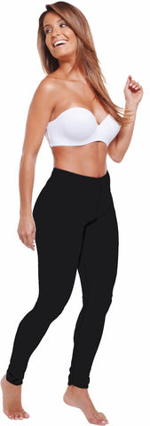 HIGH WAIST COMPRESSION LEGGINGS | Esbelt | Coke Bottle Cartel