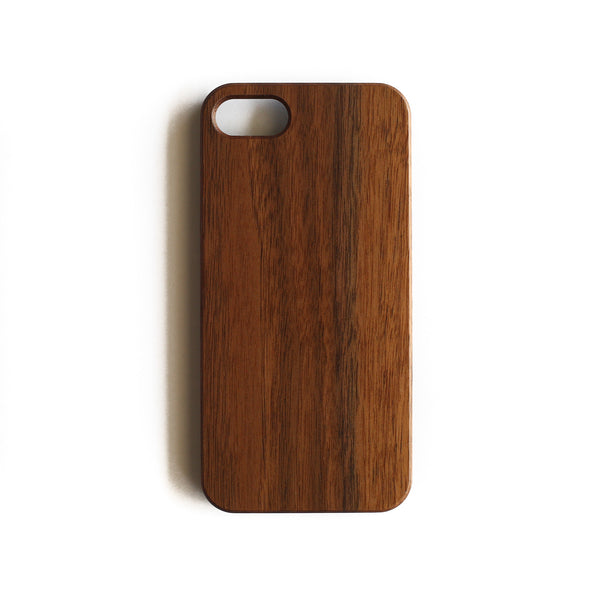 Plain Wooden iPhone 7 Case