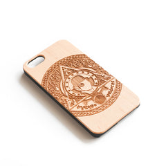 'Clockwork' iPhone Wood Case - SVNTY