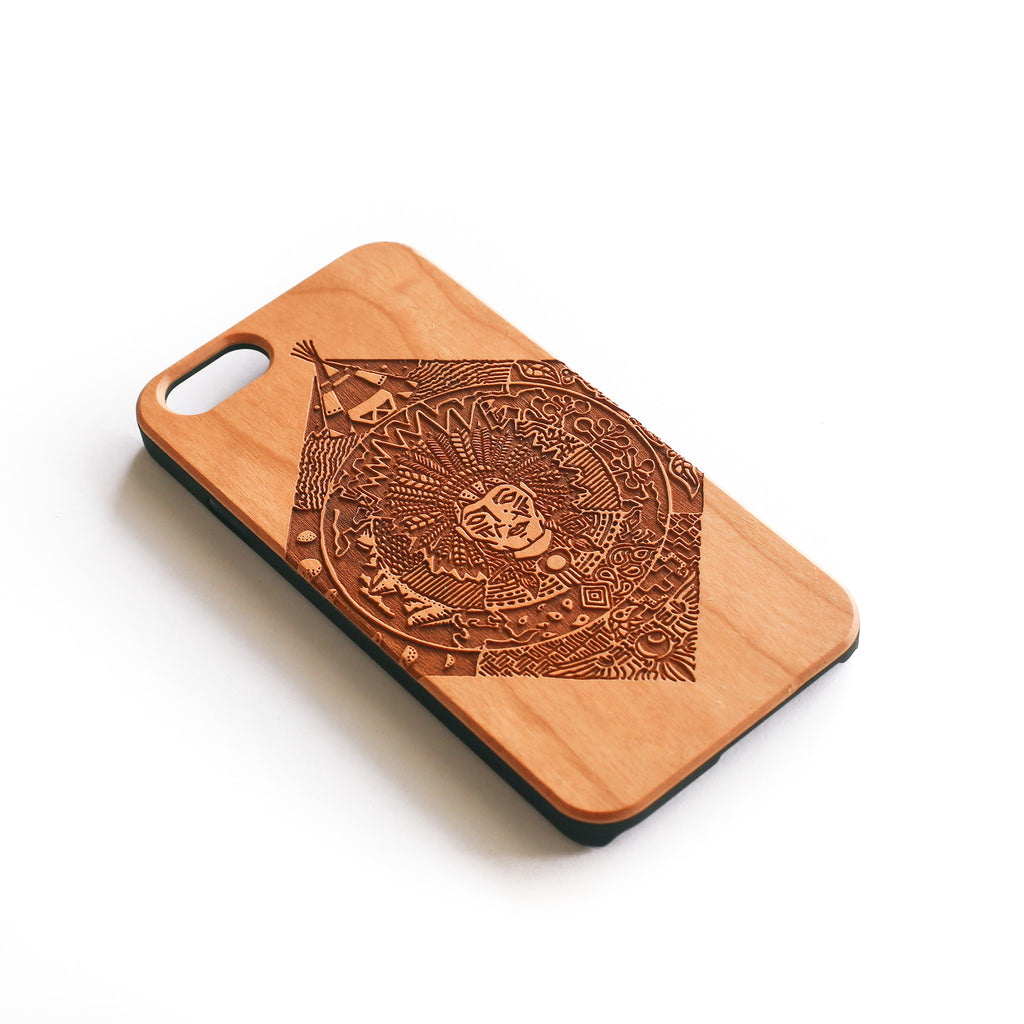 Chief Red iPhone 7/7+ Case - SVNTY