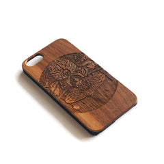 'Apocalypse' iPhone Wood Case - SVNTY