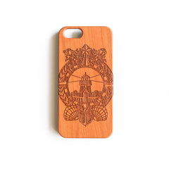 'Nautical' iPhone Wood Case - SVNTY