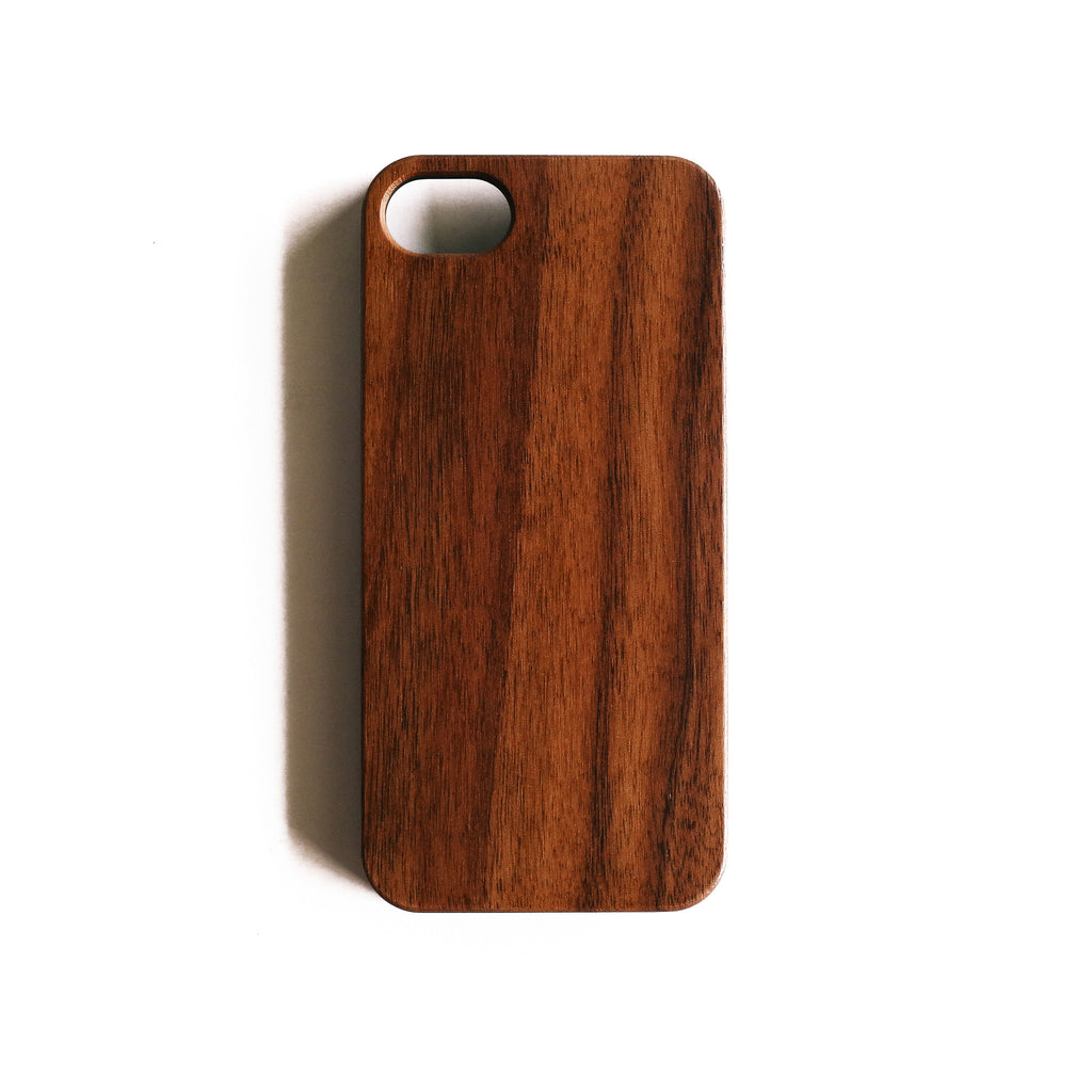 Wooden iPhone 5/5S/SE Case - SVNTY