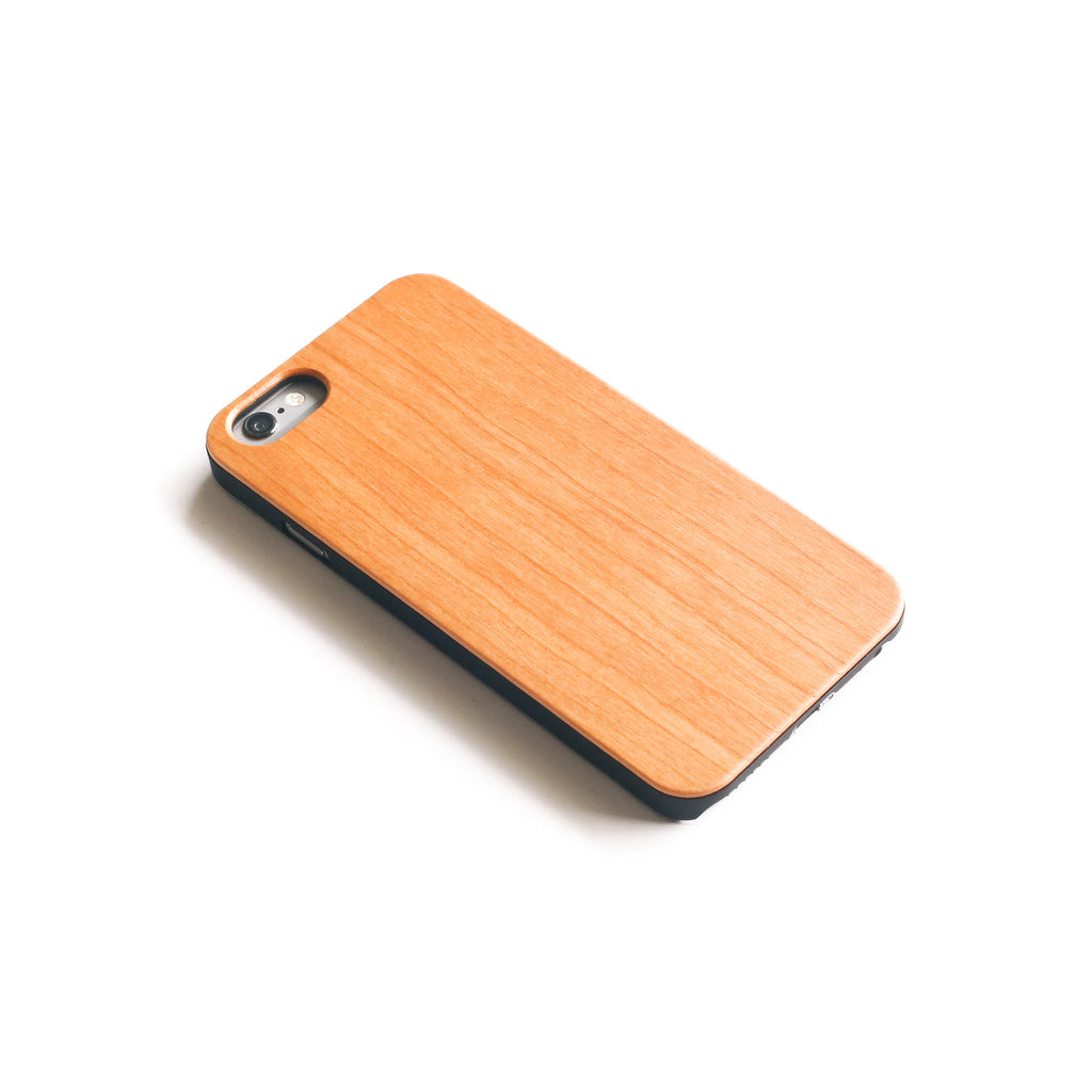 Plain Wooden iPhone 6/6S/6+/6S+ Case - SVNTY