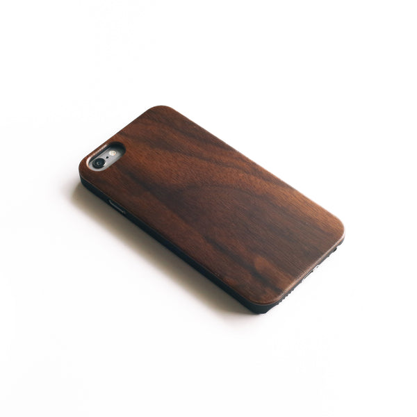 Plain Wooden iPhone 6/6S/6+/6S+ Case