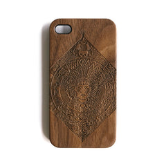 Chief Red iPhone 4 Case