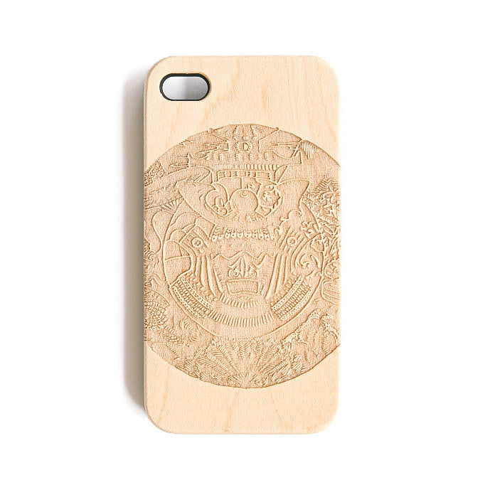 The Masked Yakuza iPhone 4 Case - SVNTY
