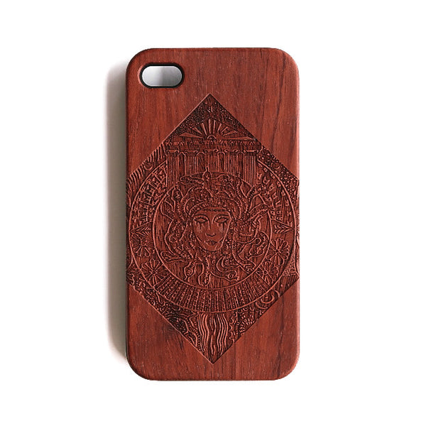 Medusa iPhone 4 Case - SVNTY