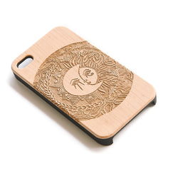 Madame Sunnymoon iPhone 4 Case - SVNTY