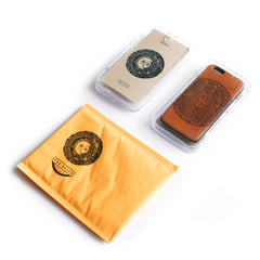 Plain Wooden iPhone 5/5S/SE Case - SVNTY