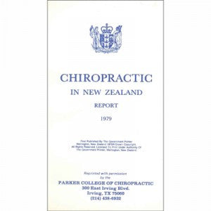 Chiropractic in New Zealand