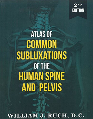 Atlas of Common Subluxations of the Human Spine