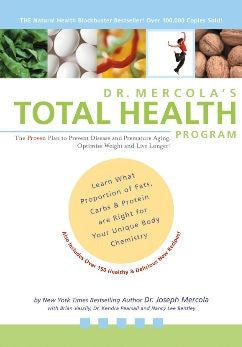 Dr. Mercola's Total Health Cookbook and Program