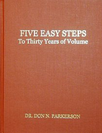 Five Easy Steps to Thirty Years of Volume