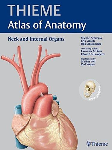 Thieme Atlas of Anatomy Neck and Internal Organs