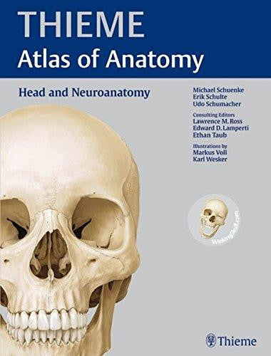 Thieme Atlas of Anatomy Head and Neuroanatomy